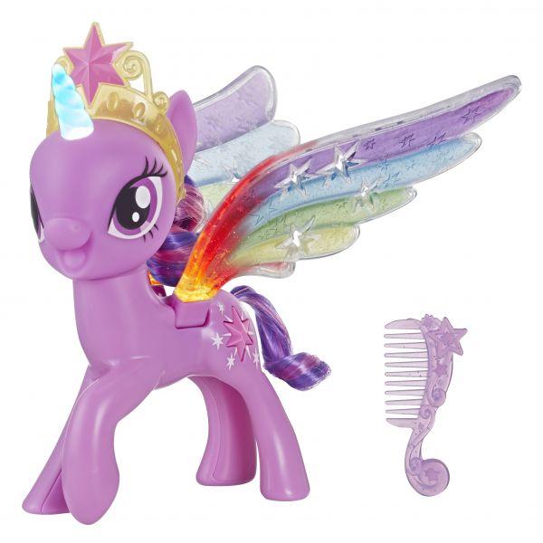 Twilight Sparkle và đôi cánh sức mạnh cầu vồng