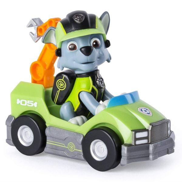 Rocky và xe sửa chữa đặc nhiệm
