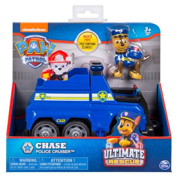 Chase giải cứu siêu hạng