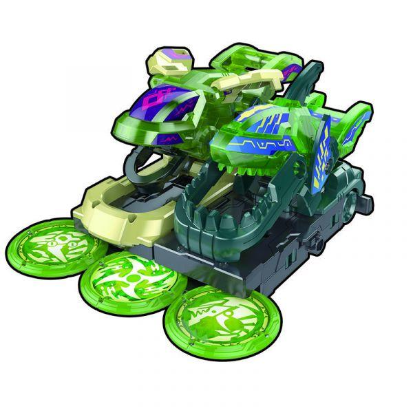 Đồ chơi xe biến hình Cá chim Sóng thần