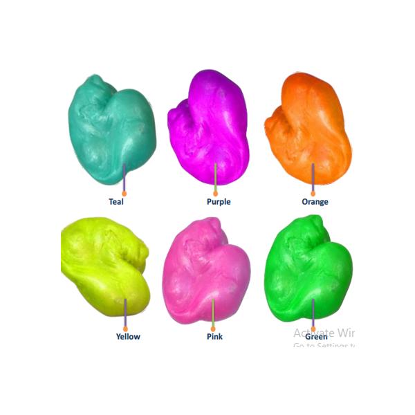 Chất nhờn ma quái Slime- nguyên bản ánh kim-hồng