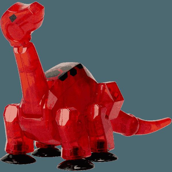 Stikbot khủng long-thằn lằn sấm Brontosaurus-đỏ