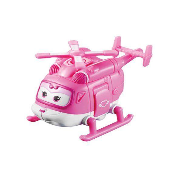 Robot biến hình máy bay mini - Dizzy Lốc Xoáy