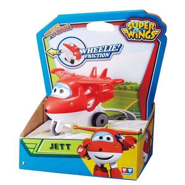 Máy bay bánh đà - Jett Tia Chớp