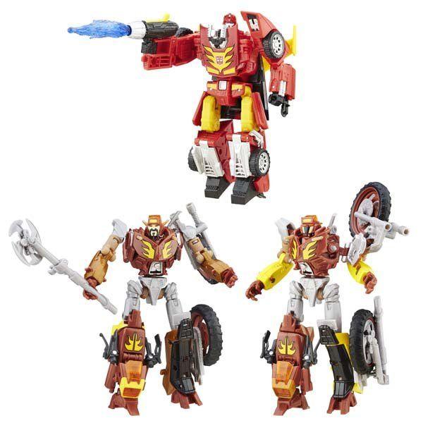 Bộ 3 siêu người máy huyền thoại