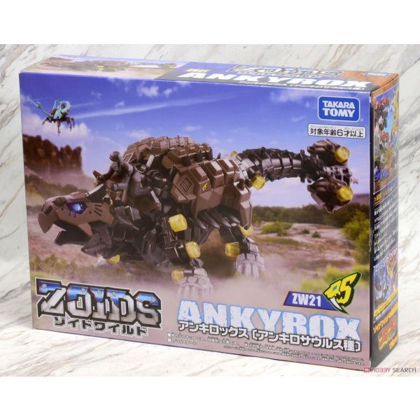 Chiến binh thú ZW21 ANKYROX