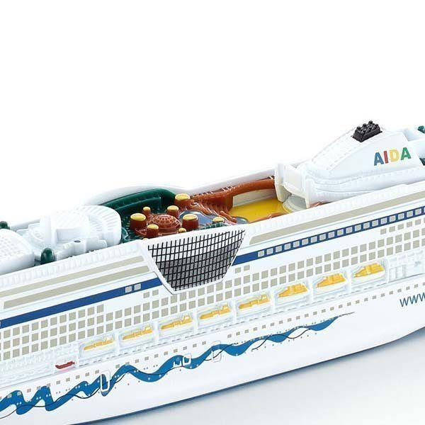 Du thuyền AIDA